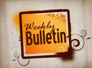 This Week's Bulletin and 2014 Budget Workshee…